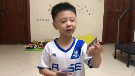 小王玩具—第38期卡游奥特曼两周年礼盒3