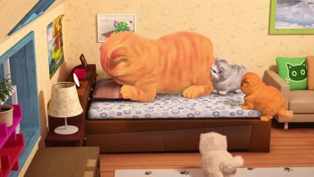 巴塔木流行儿歌:宝宝们好乖巧啊,一起在做游戏,大家都活动起来!
