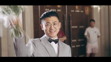 中国婚礼风尚主持人李朕 山东济南婚礼《安然的所有》