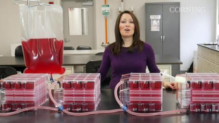 Corning HYPERStack超级细胞培养室