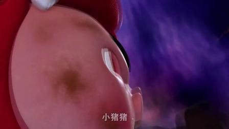 猪猪侠:黑暗之门即将打开,里面充满黑暗之力,刺骨寒冷!