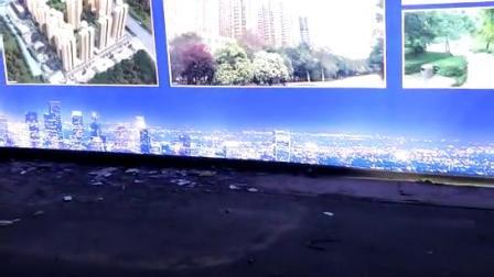 灯箱壁布的视频展示