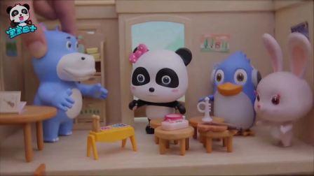 宝宝巴士益智玩具-小恐龙不要乱跳都地震了