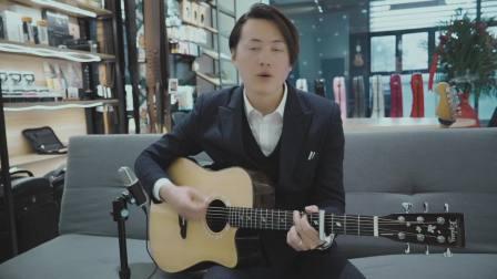 教你弹高还原版本的吉他弹唱《一万次悲伤》逃跑计划