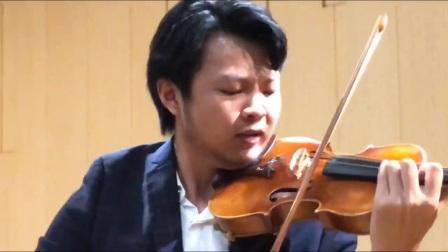 提琴艺术沙龙  温籍音乐学院附中学生演奏会