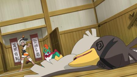 宝可梦剑盾第34集