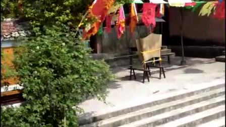 岩孔白云山财神庙
