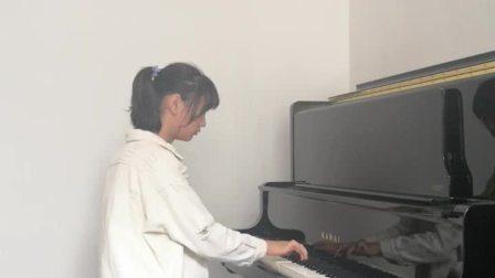 """贝多芬奏鸣曲""""黎明""""第一乐章"""