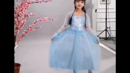 儿童汉服女夏季古装仙女服中大童中国风清新飘逸公主小姐2