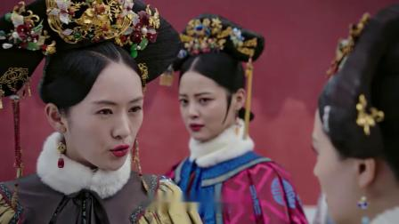 如懿传:高贵妃陷害如懿的事暴露,害怕皇上怀疑,找了个替罪羊!