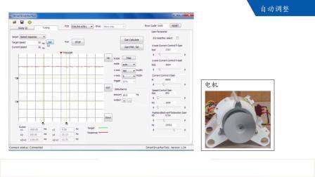 微控制器开发支持工具的演示视频(逆变器·变流器控制器)