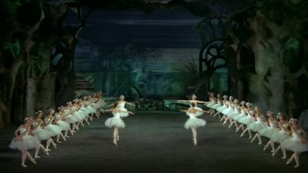 芭蕾舞《天鹅湖》1966年,前苏联版