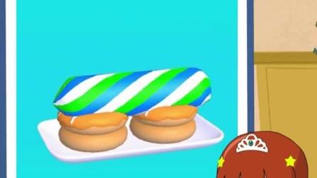 #奶油高手你们喜欢吃抹茶蛋糕吗?#520快乐