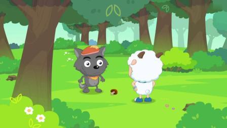 喜羊羊 :灰太狼为救儿子,和喜羊羊合作,组建正派联盟!