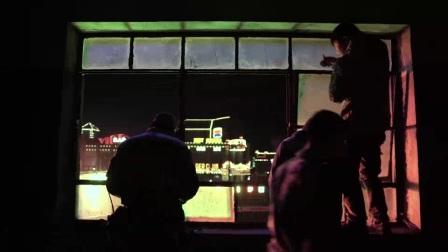 我在虎·破——《八佰》制作纪录截了一段小视频