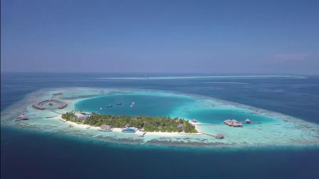 马尔代夫芙花芬岛度假酒店   马尔代夫 北马累环礁 【全球奢华精品酒店】
