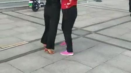 练兰芳,双人舞教练