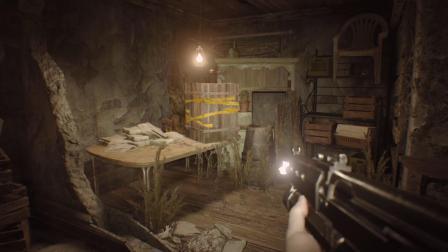 PS4生化危机7黄金版DLC伊森绝命危机视频49(无伤)