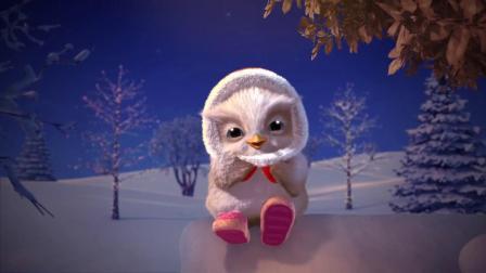 巴塔木流行儿歌:这宝宝爱好奇特,大晚上出来练飞,要加油哦!