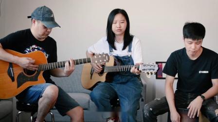 雅马哈NTX3音色试听A3R吉他弹唱《mojito》