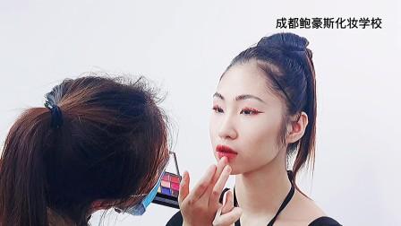 内江化妆学校学费多少,多久可以当化妆师,鲍豪斯