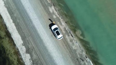 青海海西西台吉乃尔湖