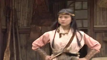 刘三姐:九妹说好的不连情,让韦界背着是怎么回事!