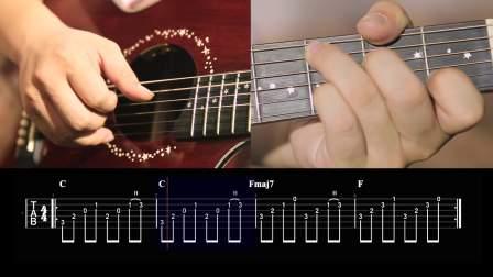 玩易吉他【每日一句】针对手残党的实用练习 (增强左右手演奏灵活性)