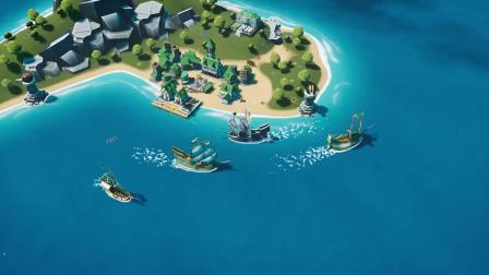 【游民星空】《海洋之王》游戏玩法演示