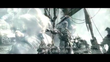 矮人王思想醒悟,愿率部下支援堂兄,与半兽人一战