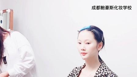 广元化妆学校学费多少,学多久可以当化妆师