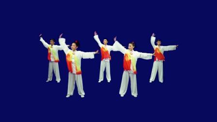 1.【完整版】《辽宁省第一套中小学生戏曲健身韵律操》
