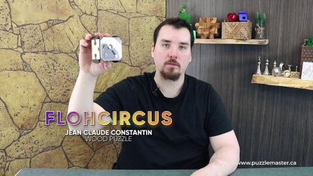 Flohcircus from Jean Claude Constantin