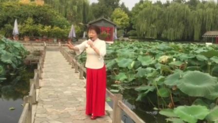 """优秀演员郝平演唱豫剧《刘胡兰》选段""""有我们在就有伤员在"""""""