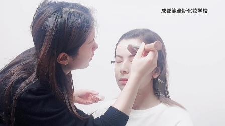 资阳化妆学校学费多少,学多久可以当化妆师,鲍豪斯化妆培训学校