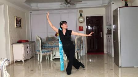 明月清风舞蹈《伊人唱》(双版)