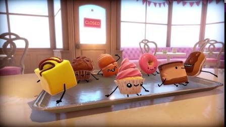 【游民星空】派对游戏《Cake Bash》最新宣传片