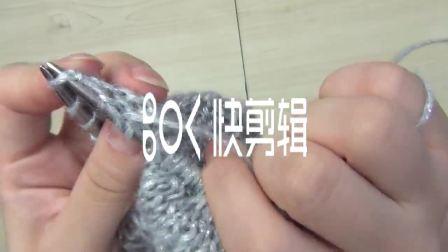 猫猫毛线屋 星空小背心视频教程 毛线手工编织
