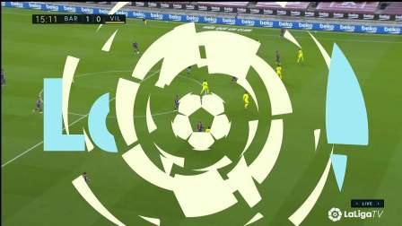 20200927-巴塞罗那vs比利亚雷亚尔 -LL_1EN