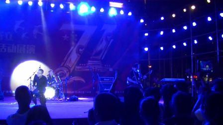 仁和区庆祝新中国成立七十一周年文化活动展演--摇滚乐专场(2020.10.03)