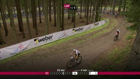 2020 UCI MTB World Cup Nové Mesto, Czech Republic Women's XCO final 1