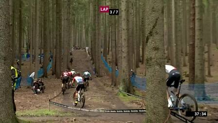 2020 UCI MTB World Cup Nové Mesto, Czech Republic Men's XCO final 1