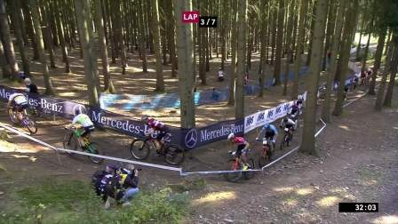 2020 UCI MTB World Cup Nové Mesto, Czech Republic Men's XCO final 2