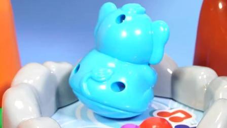 动物游乐园的玩具