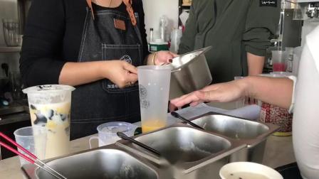 汉中奶茶培训机构-茶九度奶茶饮品学校