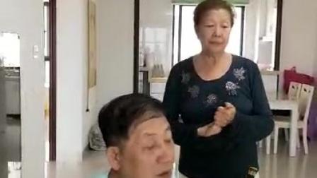 冀女士演唱张派崇老伯片段操琴赵先生