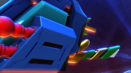 猪猪侠:超星特工真厉害,攻坚战打的这么流畅,直接来到敌人基地!
