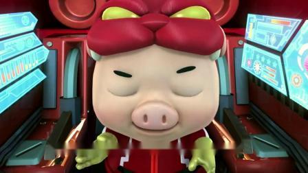 猪猪侠:可怜的小裁缝,有着最好的手艺,却只能卖地摊货!