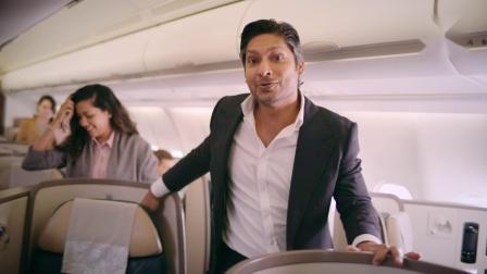 斯里兰卡航空公司最新宣传片《奇遇就在眼前》
