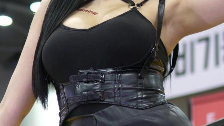 汽车沙龙赛车模型Kim Se-Ra  美女模特